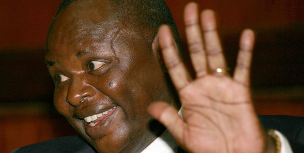 Homa Bay Senator Hon Gelard Otieno Kajwang' DIES after Heart Attack