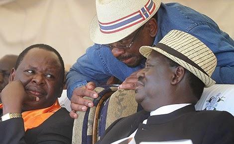 HERE is President Uhuru's condolence message following the death of Sen. Otieno Kajwang'