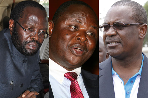 REVEALED: Hon Otieno Kajwang HAD BEEN THREATENED by 'Moles in ODM' mostly MPs hours before he DIED