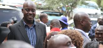 Raila son Fidel Odinga's VISIT to Parliament SHOCKS REBEL Luo MPs