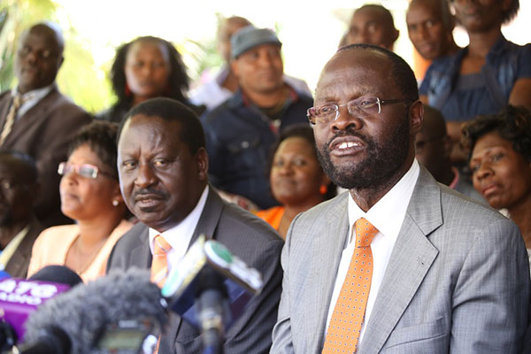 ODMrebrands: ANXIETY Grips ODM Supporters as NGC is Postponed till after Kajwang' BURIAL