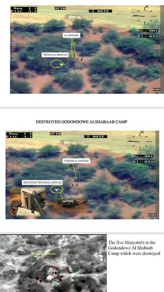 Amazing: STATEHOUSE Propaganda RELEASES a creative EVIDENCE of KDF Killing Alshaabab !