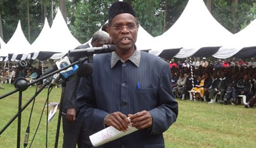 Hon Koigi Wamwere: Uhuru SHOULD RESIGN for Bungling war against Terrorism and Ethinicty