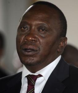 KENYA-VOTE-KENYATTA
