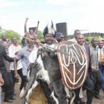 Raila MOURNED Hon Kajwang' in STYLE, with all the TOP honors BEFITTING a Luo Ker