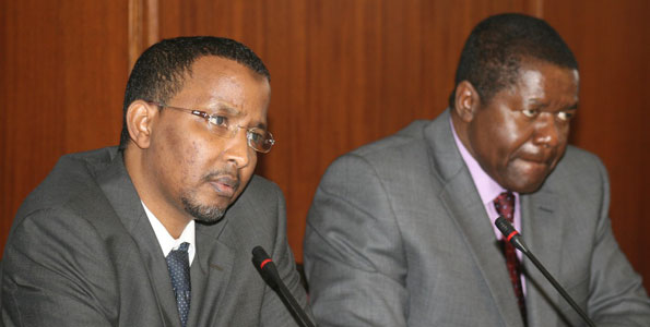 IEBC boss CALLS for Commission Of Inquiry Into IEBC Before 2017 Election !