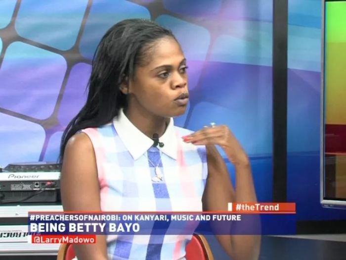 STUPID: Betty Bayo Kanyari is EQUALLY GUILITY, COACHING sessions were done in her HOUSE every other day, NKT!