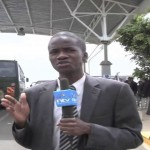 Kenyan journalist Andrew Ochieng TOPS in the Thomson Young Journalist AWARDS in London