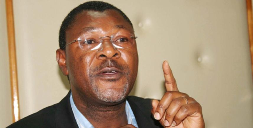 BREAKING: CORD's Moses Wetangula RUSHED to HOSPITAL for medical EMERGENCY