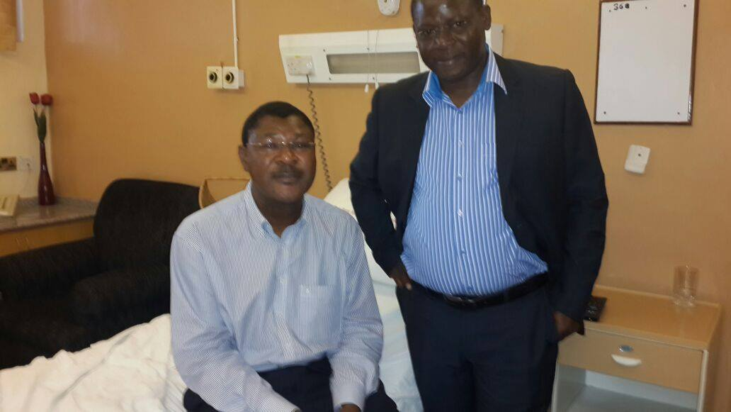 BREAKING: CORD's Senator Moses Wetangula DISCHARGED from HOSPITAL, Fit as Fiddle!