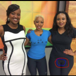 AMAZING: NTV's Sheila Mwanyiga shows off her VALVA Fundamentals , no pant linings !