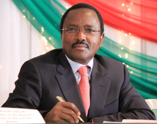 SHOCK: Kalonzo's wife FORCED to return millions by Jubilee, the same cash Raila's wife REJECTED