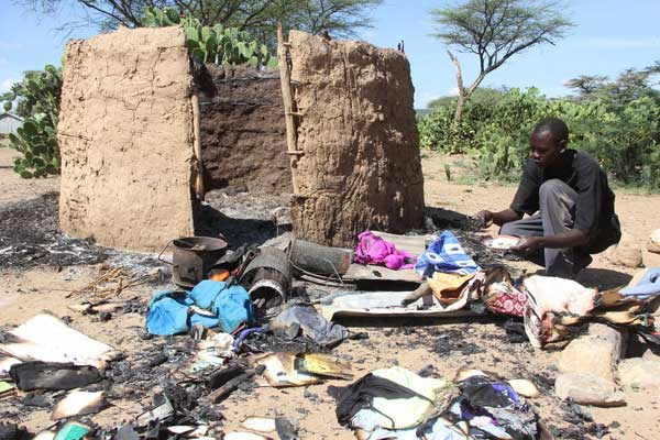 AB Murage: Uhuru SHOULD stop the RAPE, DESTRUCTION of Property  BEATING of  youth in Baringo/Turkana
