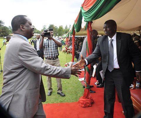 Makora: WHY William Ruto MUST KNEEL