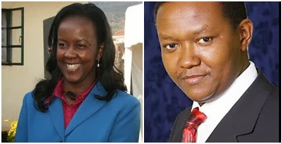 Machakos Governor Alfred Mutua KICKS out WIFE out of matrimonial HOUSE in Nairobi