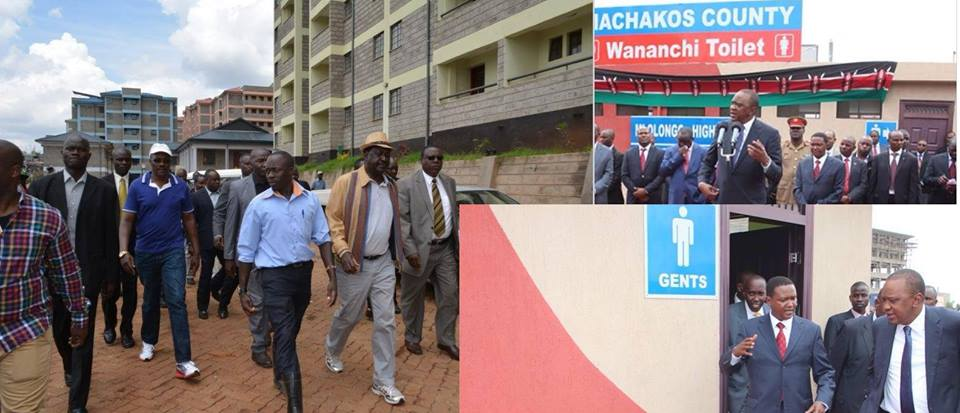 Is the 'MIGHTY' Uhuru Propaganda machine finally CRUMBLING?