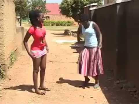 Woman Embarrassed in Public For Wearing A Mini Skirt