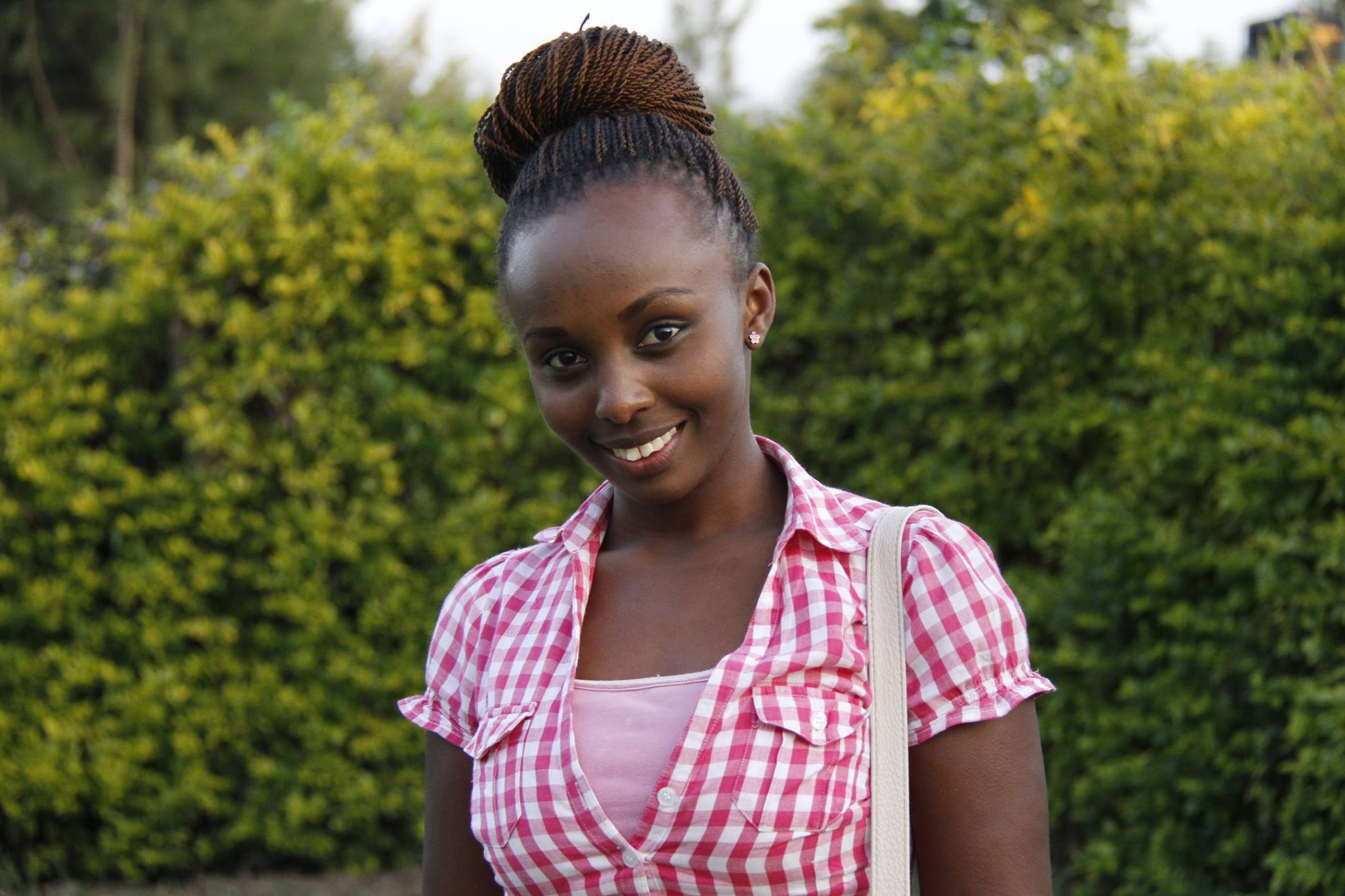 Njoki Chege UNABLE to get rich old man to pay off her Staff Sacco Loan used to buy Toyota Car?