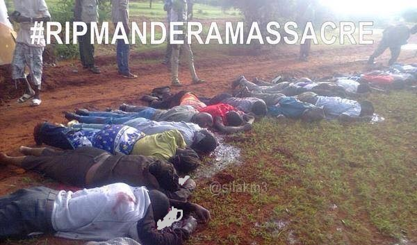 SAD: List of those who were KILLED in Mandera Bus Massacre
