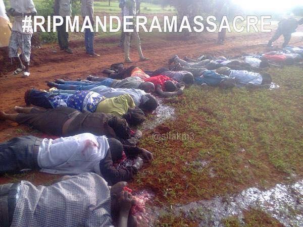 REVEALED: Uhuru government DISMISSED TERROR WARNING on Mandera KILLINGS