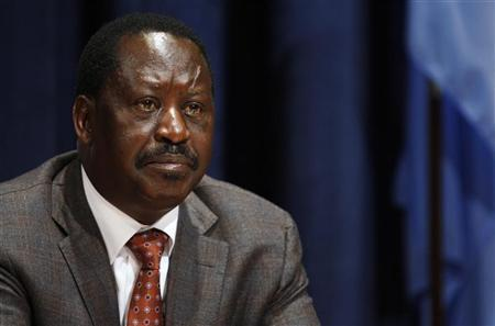 Raila WILL NOT contest Homa Bay county Senatorship