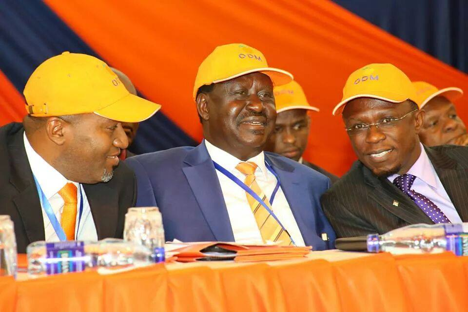 The SHOCKING STUPIDITY in ODM that Keeps KILLING Kenyan dream in UNCLEAR CIRCUMSTANCES