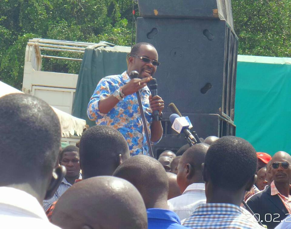 POPULAR Homa Bay senate Aspirant Silas Jakakimba DITCHES ODM