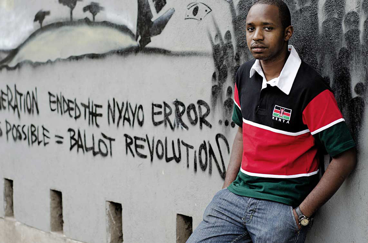 Boniface Mwangi: WHY I quit ACTIVISM, and why I am BACK
