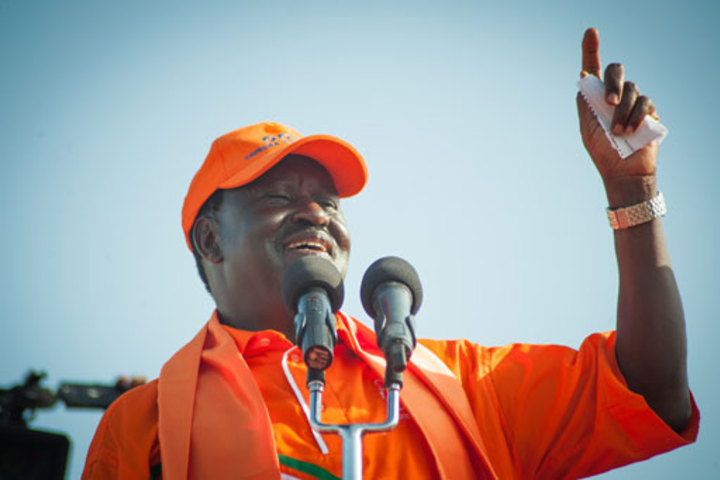 ODM will remain A PERPETUAL OPPOSITION party till it gets its internal processes right