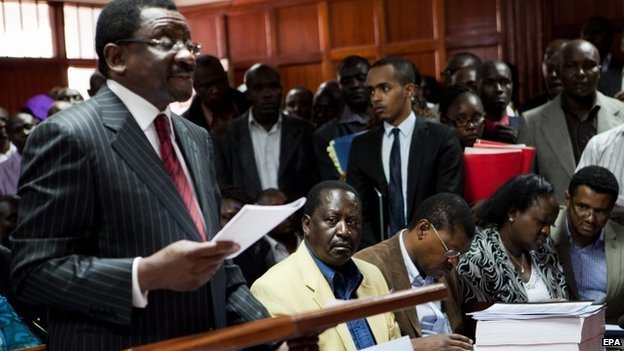 Raila's ONLINE force calls for SANCTIONS over DRACONIAN Law