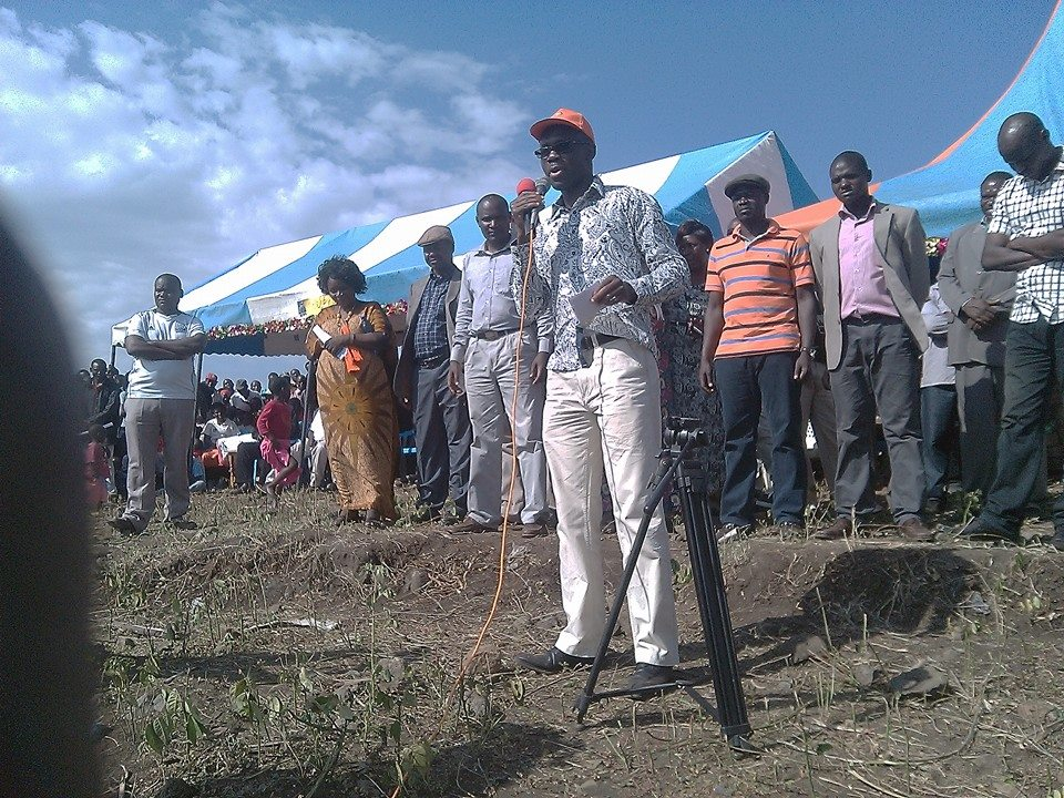 The Cow has REFUSED: ODM's Moses Kajwang' TOUR of Homa Bay  hit by CHAOS, again!