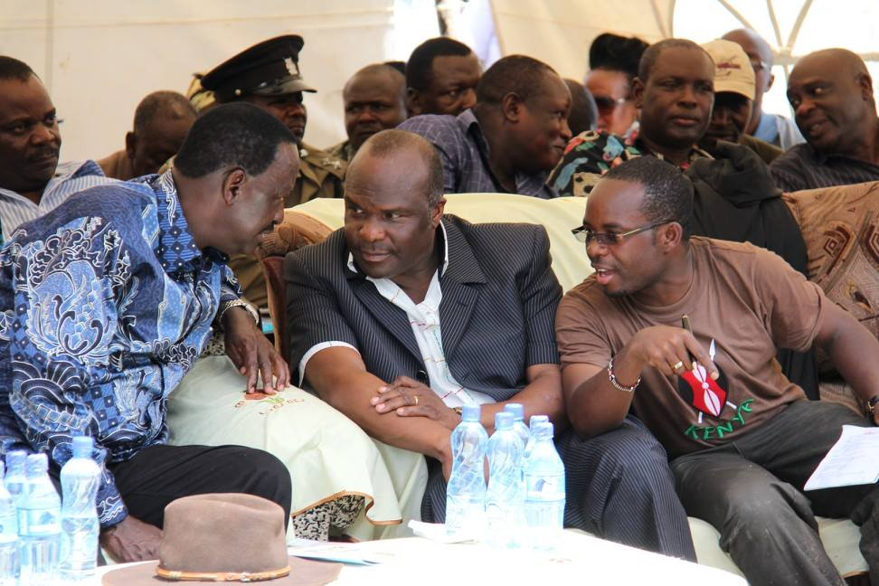 FINALLY: Raila's TOP aide Silas Jakakimba CONFIRMS he will contest for the Homa Bay SENATE SEAT