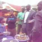 Corridors of Power: Eliud Owalo goes in a shopping spree in Kibera