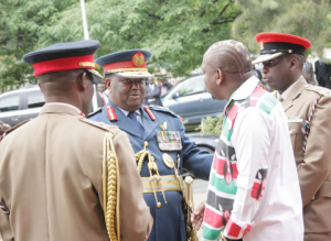 Sonko DISMISSES Star REPORTS saying he has a SUPER working RELATIONSHIP with Gen Karangi