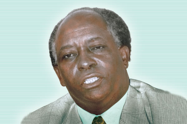 BREAKING: Former Minister and KANU secretary general JOSEPH KAMOTHO is DEAD