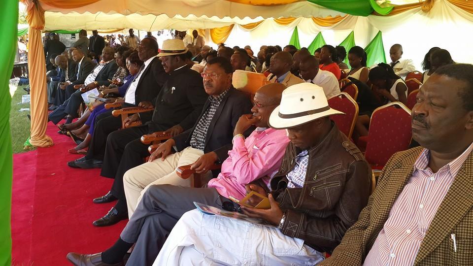 Musalia DEMOTED to 5th POWERFUL Luyha politician BEHIND Wetangula, Oparanya, Ababu  and Khalwale