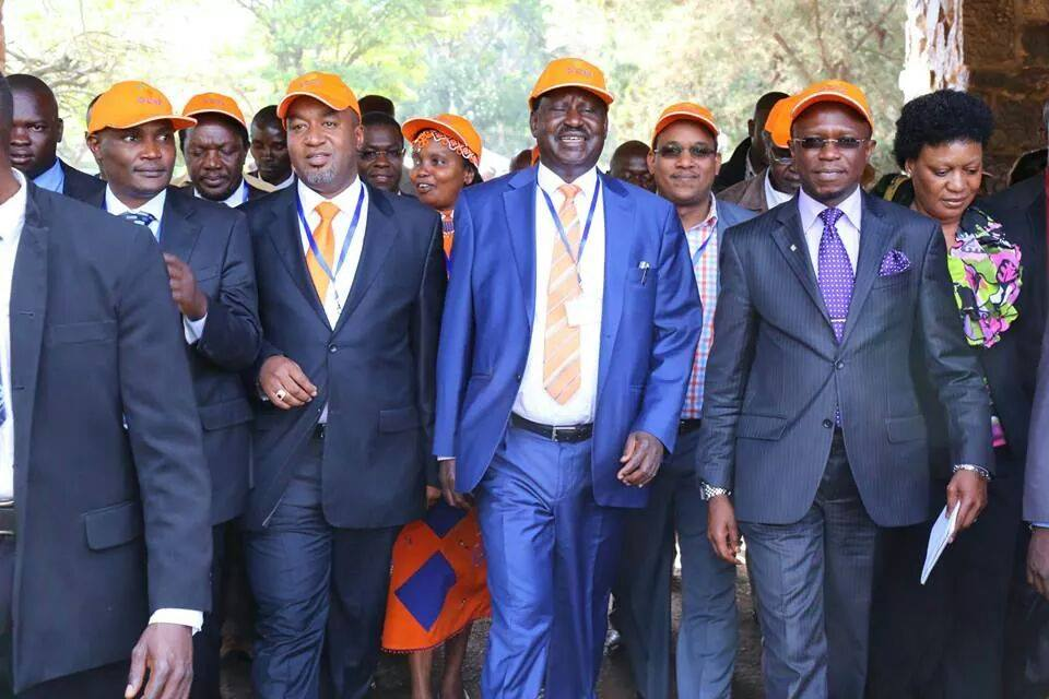 WHAT Raila's ODM REBRANDING means to Kenyans