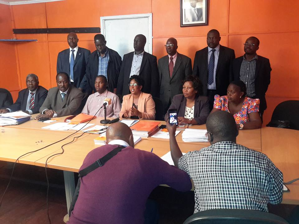 LEAKED: Profiles of Candidates SHORTLISTED by ODM elections board for Homa-Bay Senate