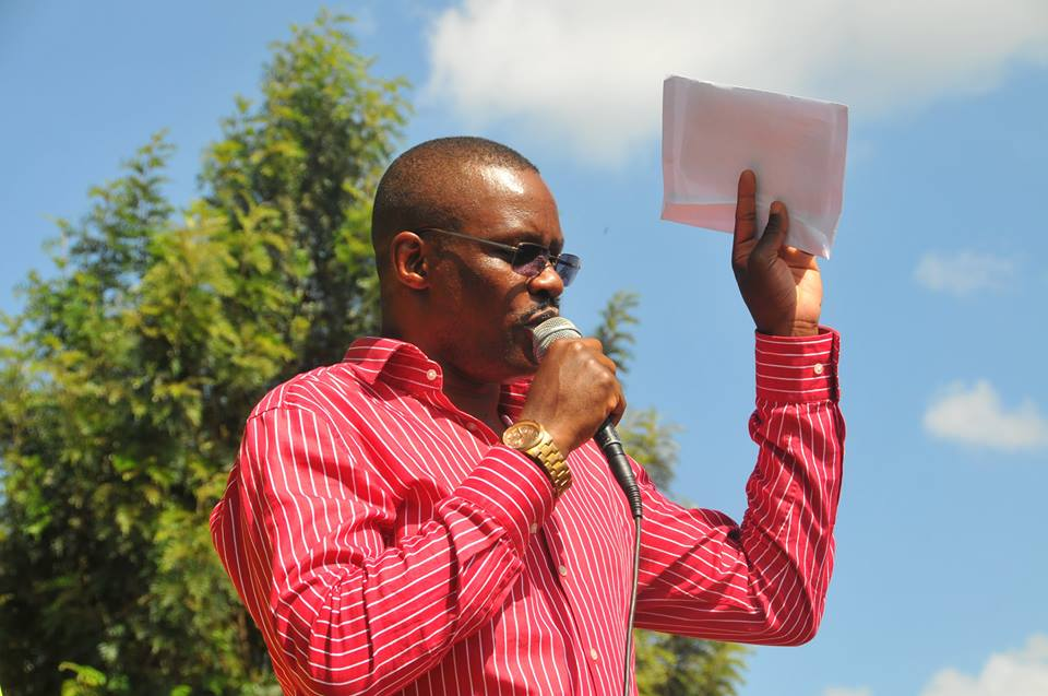 Eliud Owalo: Government MUST release Blogger Robert Alai UNCONDITIONALLY