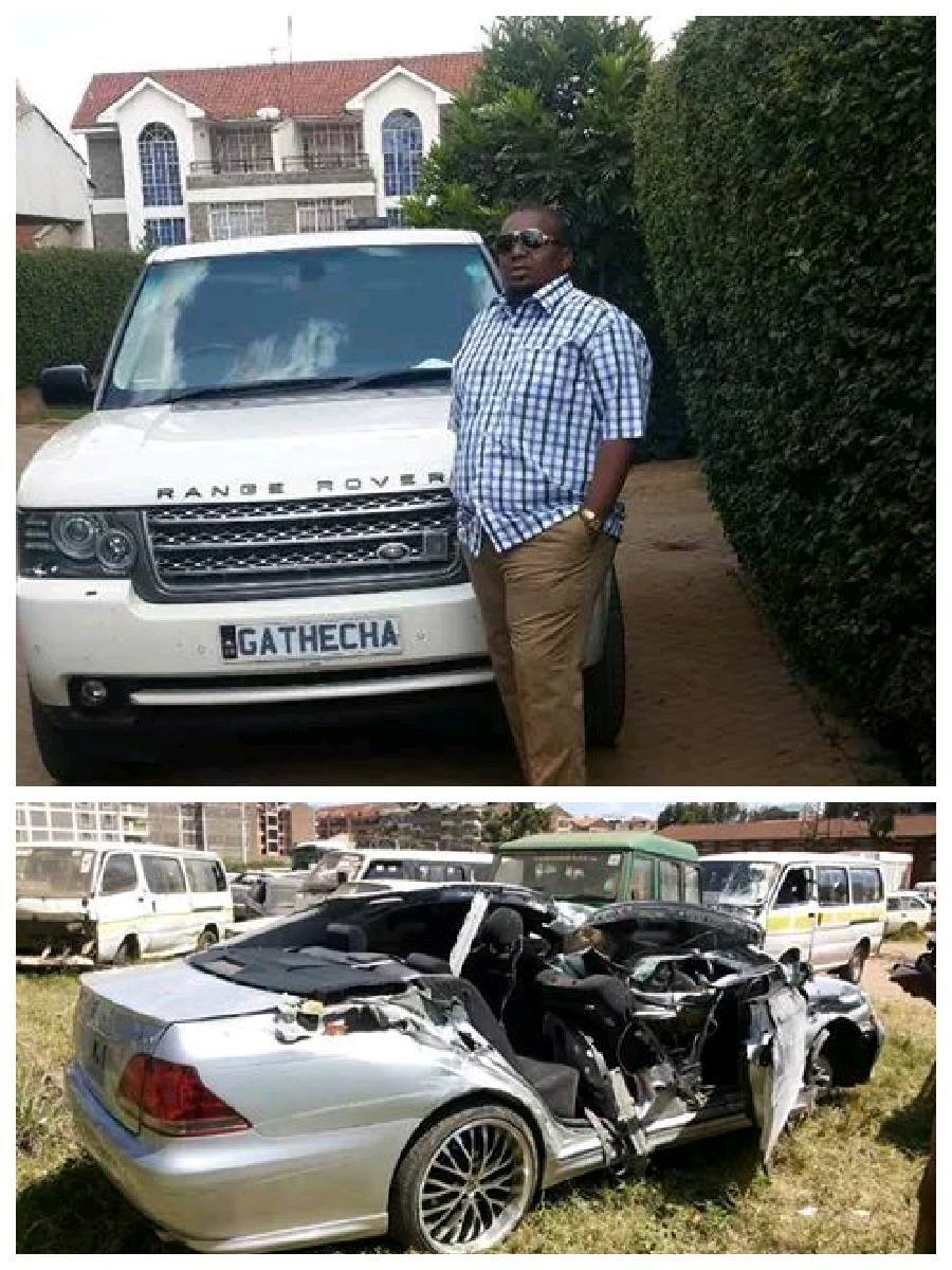 Uhuru's wealthy cousin, heir of LUCKY SUMMER ESTATE, killed in road accident