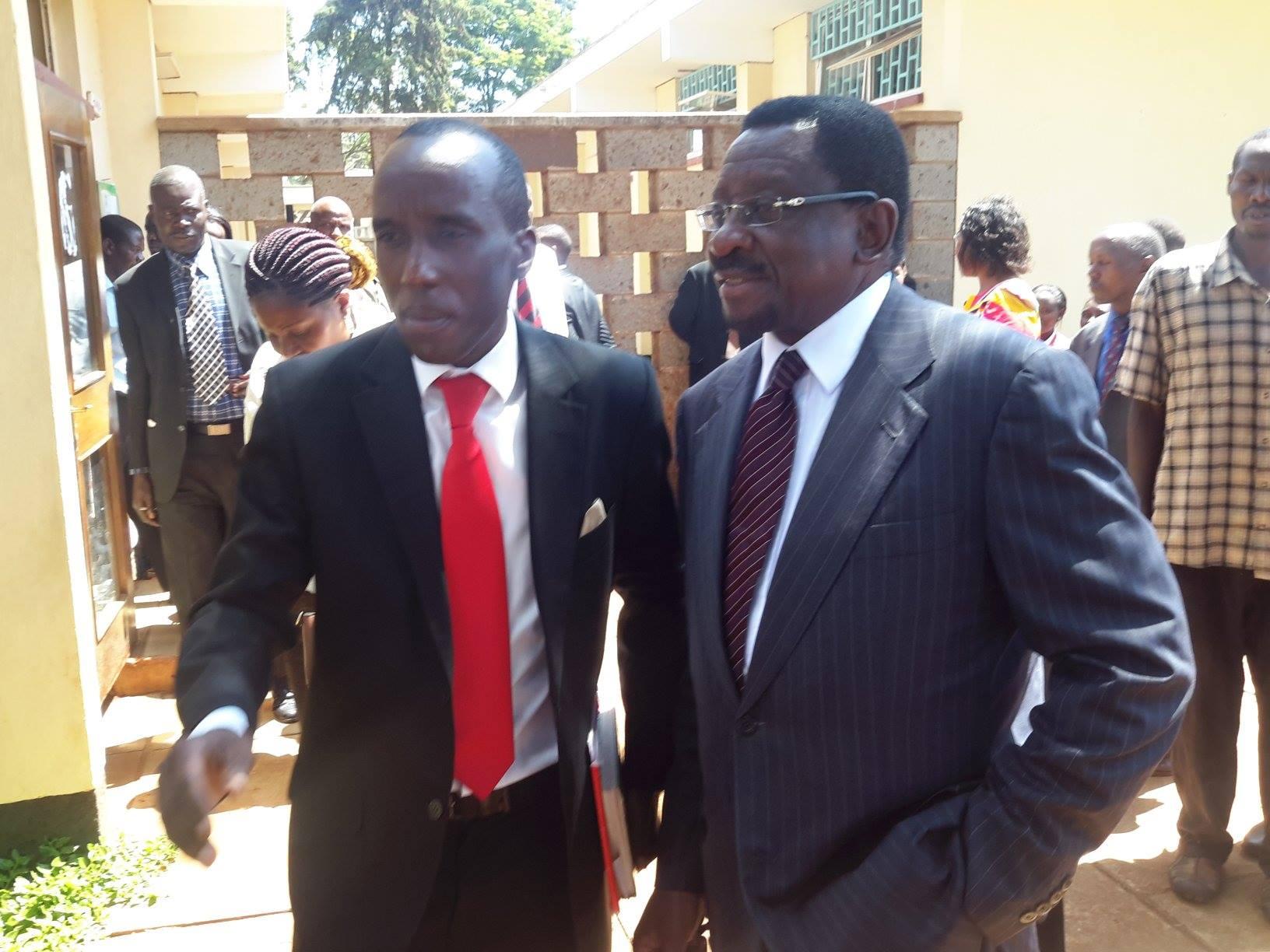 BREAKING: Senior Counsel James Orengo GETS Robert Alai out on 200K cash bail bond