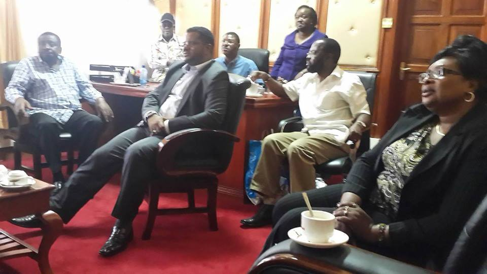 Senior TOP CORD SENATE Members FOLLOW PROCEEDINGS as Speaker Muturi leads CONFUSION in Parliament