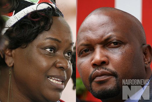 SHOCKING: Moses Kuria may have SEXUALLY ASSAULTED female MP in Parliament