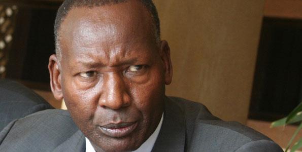 BREAKING: Uhuru APPOINTS ODM's General Joseph Nkassery to REPLACE Ole Lenku as interior CS