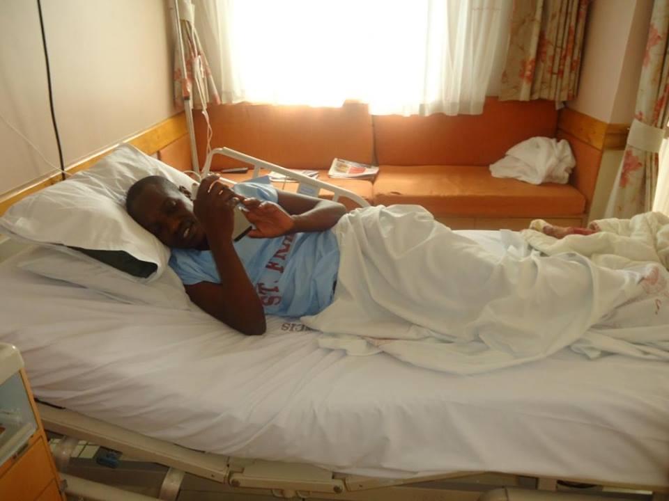 Raila's STRONG MAN hon Simba Arati DIAGONISED with deadily infection after Ngunjiri BITE
