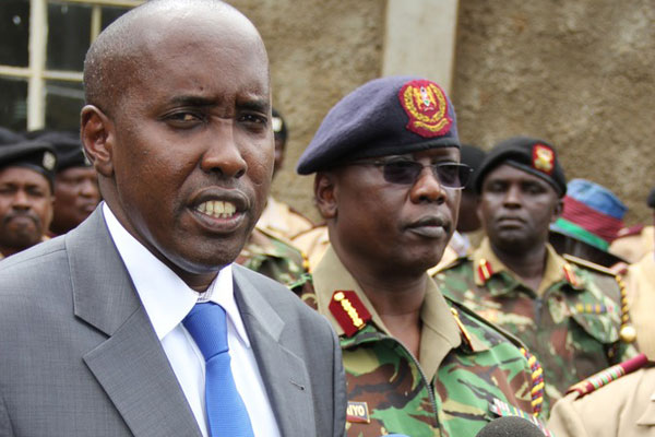 SHOCKING: How Ole Lenku and used HIRED GOONS to THREATEN CITIZENS