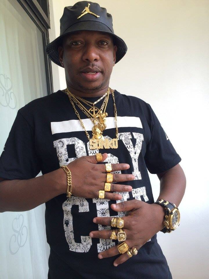 Mike Sonko Gifts Self With 2million Customized Golden