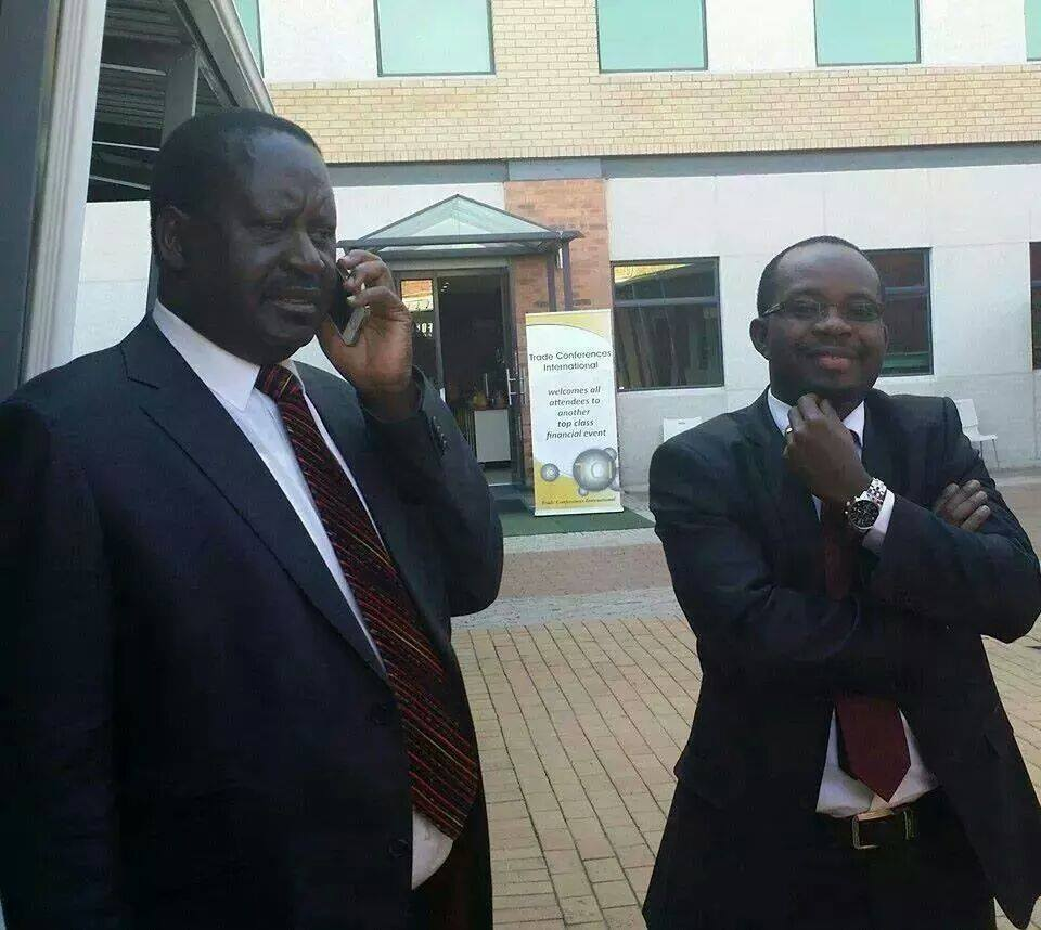 Dikembe Disembe: It is SENATOR SILAS JAKAKIMBA for me in Homa Bay County