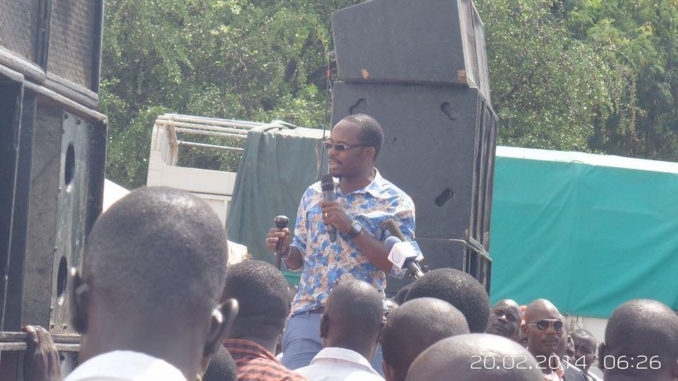 Popular Homa Bay senate Aspirant Silas Jakakimba SAYS he WILL NOT JOIN JUBILEE