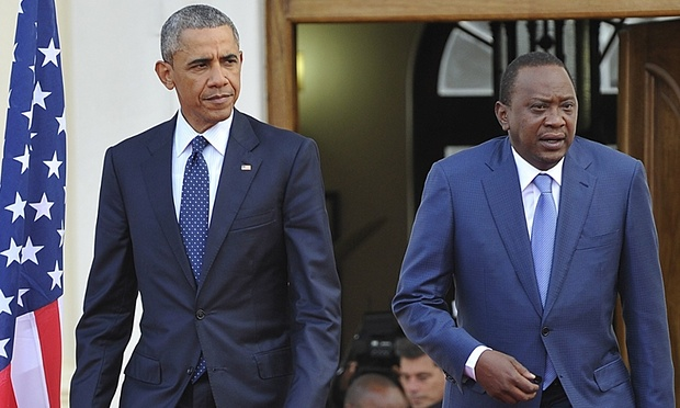 21 Coincidental SIMILARITIES between President Uhuru and US President Obama